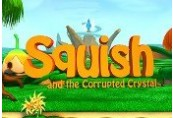 Squish and the Corrupted Crystal Steam CD Key