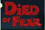 Died Of Fear Steam CD Key