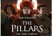 Ken Follett's The Pillars of the Earth EU Clé Steam
