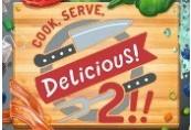 Cook, Serve, Delicious! 2!! EU Steam CD Key