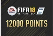 FIFA 18 - 12000 FUT Points XBOX One CD Key