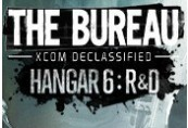 The Bureau: XCOM Declassified - Hangar 6 R&D Clé Steam