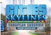 Cities: Skylines - Content Creator Pack: European Suburbia Clé Steam