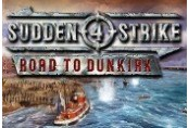 Sudden Strike 4 - Road to Dunkirk DLC CN VPN Activated Steam CD Key