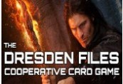 Dresden Files Cooperative Card Game Steam CD Key