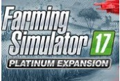 Farming Simulator 17 - Platinum Expansion DLC Steam CD Key