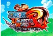 One Piece Unlimited World Red - Deluxe Edition Steam CD Key