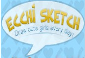 Ecchi Sketch: Draw Cute Girls Every Day! Steam CD Key