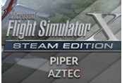 Microsoft Flight Simulator X: Steam Edition - Piper Aztec DLC Steam CD Key