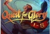 Quest for Glory 1-5 Steam CD Key