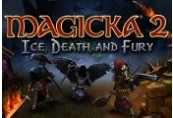Magicka 2: Ice, Death and Fury RU VPN Activated DLC Steam CD Key