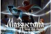 Masquerada: Songs and Shadows EU PS4 CD Key