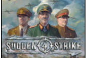 Sudden Strike 4 CHINA Steam CD Key