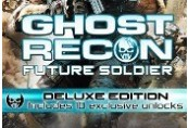 Tom Clancy's Ghost Recon: Future Soldier Deluxe Edition Uplay CD Key