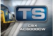 Train Simulator: CSX AC6000CW Loco Add-On DLC Steam CD Key