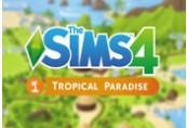 The Sims 4: Tropical Paradise DLC PRE-ORDER Origin CD Key