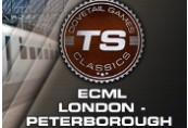 Train Simulator 2017 - East Coast Main Line London-Peterborough Route Add-On DLC Steam CD Key
