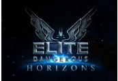 Elite Dangerous: Horizons Season Pass EU Steam CD Key
