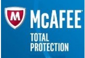 McAfee Total Protection 2018 (1 Year / Unlimted Devices)