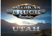 American Truck Simulator - Utah DLC Steam CD Key