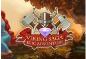 Viking Saga: Epic Adventure Clé Steam