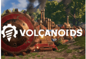 Volcanoids Steam CD Key