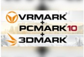 3DMark + PCMark 10 + VRMark Bundle Steam CD Key