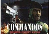 Commandos: Behind Enemy Lines Steam CD Key