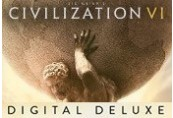 Sid Meier's Civilization VI Digital Deluxe Edition EU Clé Steam