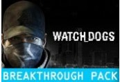 Watch Dogs Breakthrough Pack DLC | Uplay Key | Kinguin Brasil
