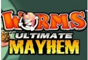 Worms Ultimate Mayhem 4-Pack Steam CD Key