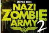 Sniper Elite: Nazi Zombie Army 2 RU VPN Activated Steam CD Key
