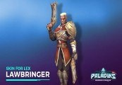 Paladins - Lex + Lawbringer Skin PC/Xbox One/PS4 CD Key