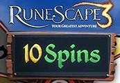 Runescape 10 Spins