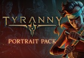 Tyranny - Portrait Pack DLC RU VPN Required Steam CD Key