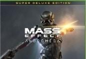 Mass Effect Andromeda Super Deluxe Edition Origin CD Key