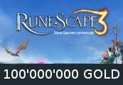 100.000.000 Runescape 3 Gold