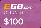 EGB.com Egamingbets $100 Gift Card