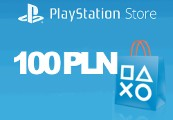 PlayStation Network Card 100 PLN
