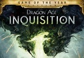 Dragon Age: Inquisition Game of the Year Edition Clé Origin