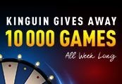 10 000 Games Giveaway Gift