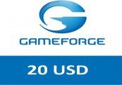Gameforge 20 USD E-PIN