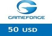 Gameforge 50 USD E-PIN