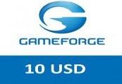 Gameforge 10 USD E-PIN