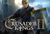 Crusader Kings II + 3 DLC Steam CD Key