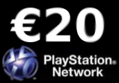 Playstation Network Card €20 NL