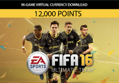 FIFA 16 - 12000 FUT Points UK PS4 CD Key