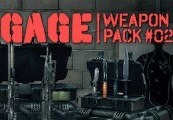 PAYDAY 2 - Gage Weapon Pack 2 DLC Steam CD Key