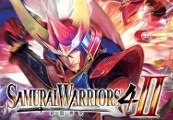 SAMURAI WARRIORS 4-II Steam Gift