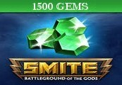 SMITE 2500 Gems CD Key